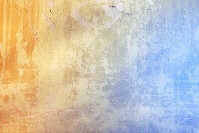 Fototapete Grunge Hintergrund mit Textur aus Stuck