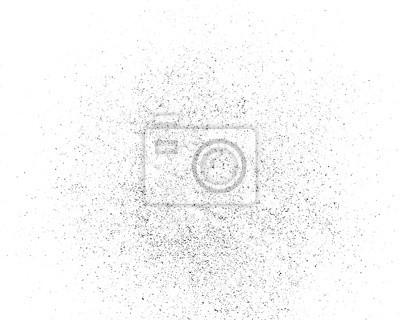 Fototapete Grunge monochrome Hintergrund. Zusammenfassung Textur auf weißem Hintergrund, Schmutz Overlay oder Screen-Effekt verwenden für Grunge Hintergrund Vintage-Stil.