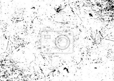 Fototapete Grunge Textur weiß und schwarz. Skizze abstrakt zu schaffen beunruhigende Wirkung. Overlay Distress Getreide monochromen Design. Stilvoller moderner Hintergrund für verschiedene Druckprodukte. Abbildu
