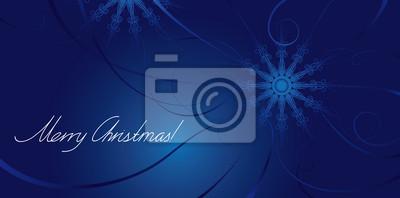 Grußkarte für Weihnachten