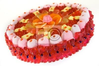 Gummibarchenkuchen Fototapete Fototapeten Haribo Gelatine