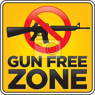 Gun Free Zone Assault Rifle Anmelden