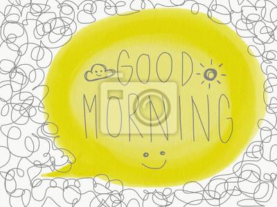 Lächeln bilder morgen guten Guten morgen