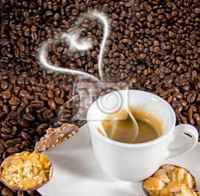Guten Morgen Liebe Zu Kaffee Fototapete Fototapeten