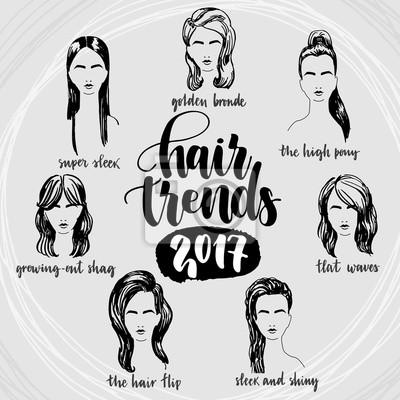 Haar Trends 2017 Moderne Stile Des Jahres Mode