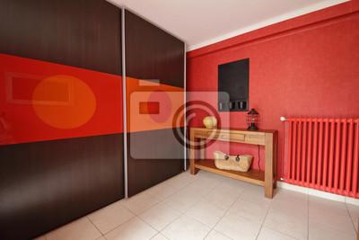 Fototapete: Hall dentrée intérieur maison
