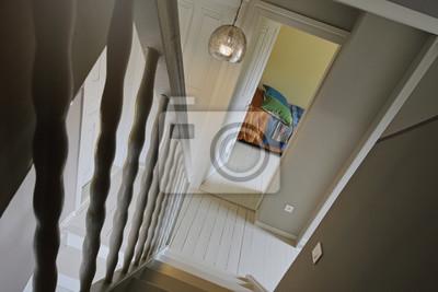 Halle chambres intérieur maison fototapete • fototapeten ...