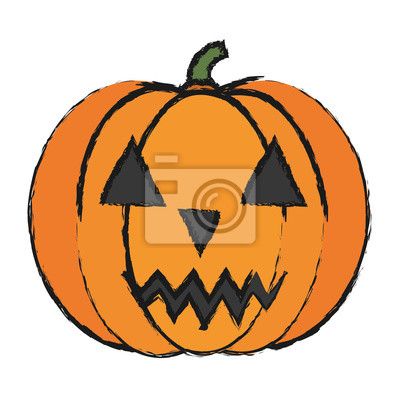 Halloween Kurbis Symbol Fototapete Fototapeten Horror Kurbis
