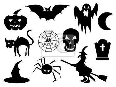 Fantastisch Glückliche Gruselige Bilder Halloween Zeitgenössisch ...