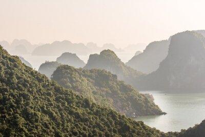 Fototapete Halong Bucht Vietnam