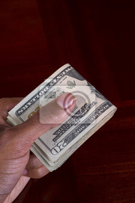 Hand voll Geld 20's