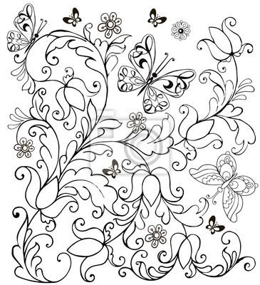 Wunderbar Schmetterling Lebenszyklus Färbung Seite Bilder - Ideen ...