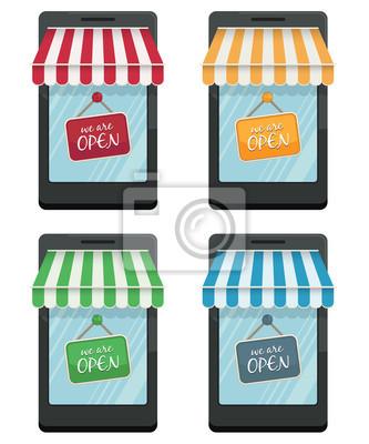 Handy-Shop Front