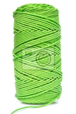 Hank des grünen Seil