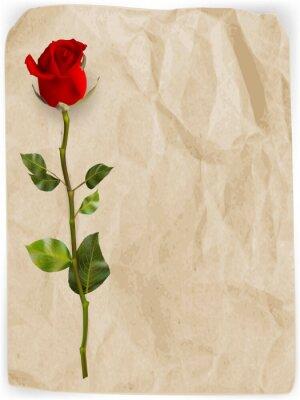 Fototapete Happy Valentines Day Hintergrund. EPS 10
