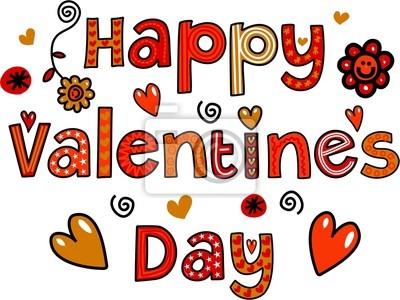 Happy Valentines Day Text