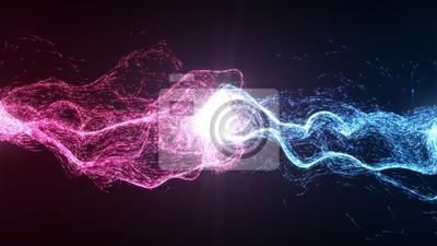 Fototapete Harmonie und Gleichgewicht zwischen der Energie