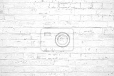 Fototapete Helle Steinwand Grau Weiß