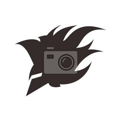 Fototapete: Helm des knights-logos  rüstungssymbol krieger symbol  vektor