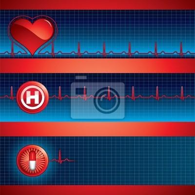 Herzschlag-Banner