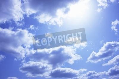 Fototapete Himmel