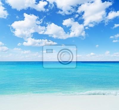 Fototapete Himmel und Meer