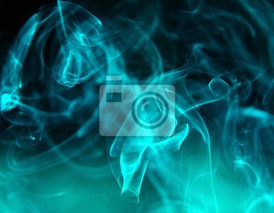 Hintergrund Rauch.