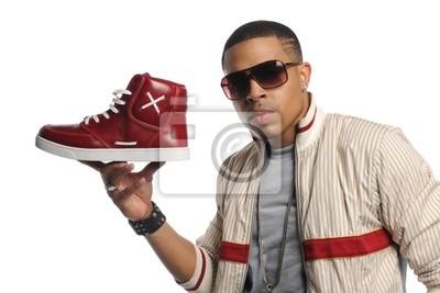 Hip Hop-Tänzer-Ausführung