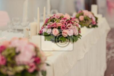Fototapete Hochzeit Dekorationen