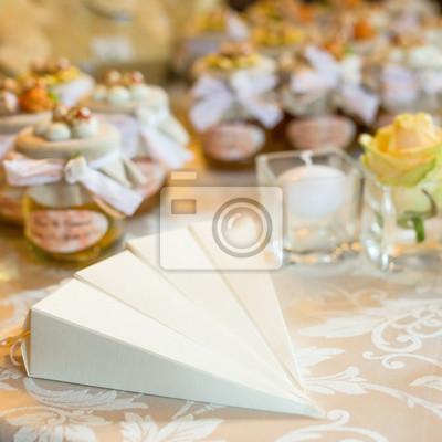 Hochzeitsbevorzugungen Fototapete Fototapeten Schatzen Dankbar