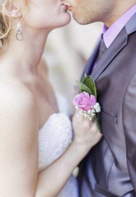 Fototapete Hochzeitspaare