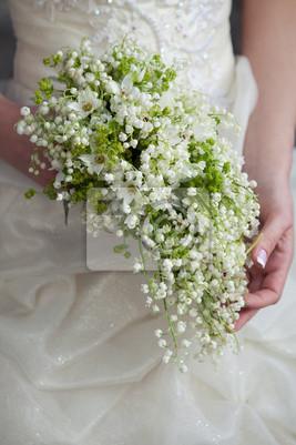 Hochzeitsstrauss Fototapete Fototapeten Maiglockchen Empfang