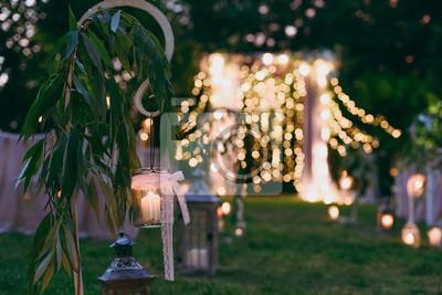 Hochzeitszeremonien Fototapete Fototapeten Gesorgt Empfang Arch