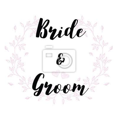 Hochzeitszitate Set Fur Designhochzeitseinladungen Set Von