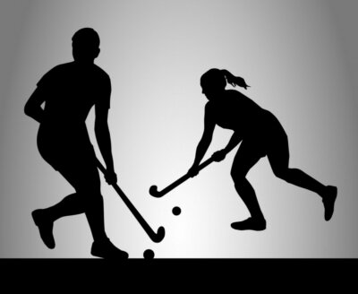 Fototapete Hockey - 35