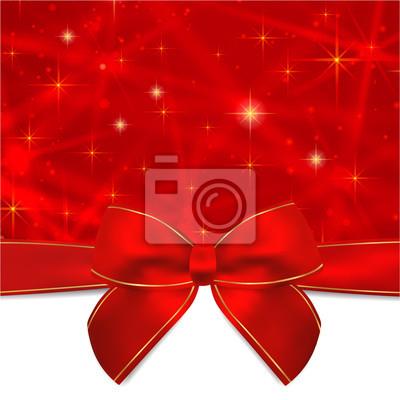Fototapete Holiday Card Christmas Birthday Gift Greeting