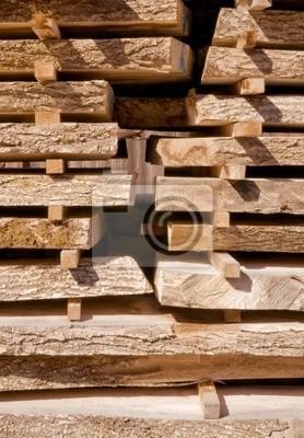 Holz Möbelholz Bretter Handwerk Hochwertige Baustoffe Fototapete