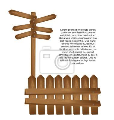 Holz Vektor