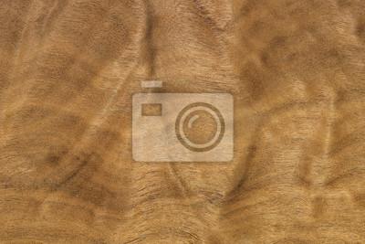 Fototapete Holzfurnier Aus Makronenbaum. Hintergrund Oder Hintergrund  Hölzern.
