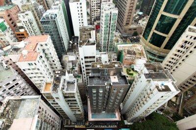 Fototapete Hong kong