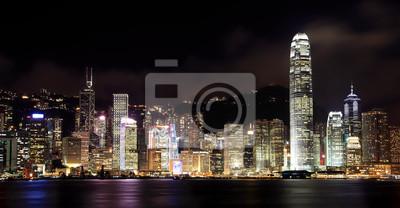 Hong Kong, Skyline