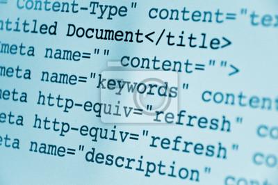 Fototapete HTML code