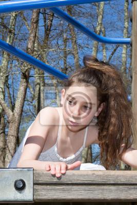 Hübsches Mädchen Das 10 Jahre Fototapete Fototapeten Schöne 7