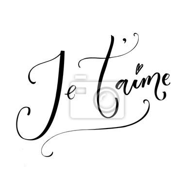 was heißt liebe auf französisch