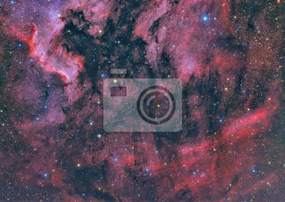 IC 5068 nebula in connstellation cygnus