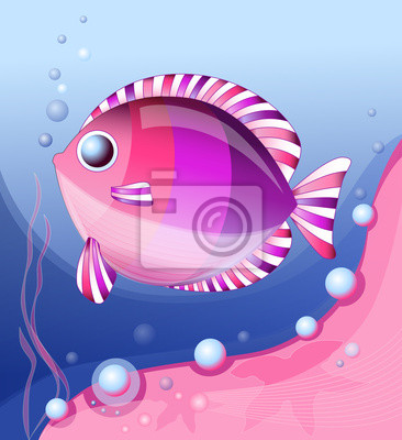 Illustration Fisch