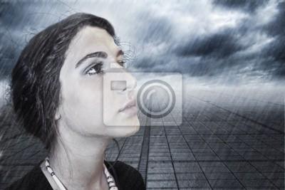 Im Regen Steen