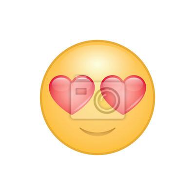 pielesansu: Was bedeutet smiley mit herzaugen