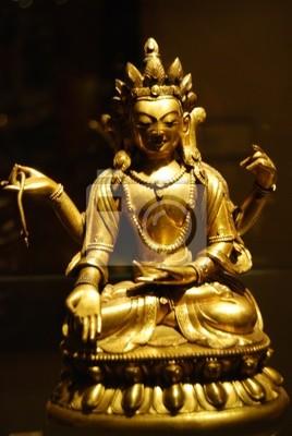 Fototapete Indische Göttin