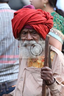 Männer indische Traditionelle indische